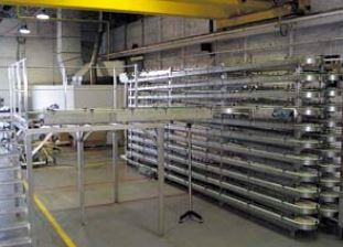 tunnel-refroidissement-nettoyage-facile
