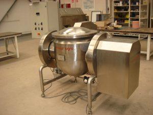 Boule de cuisson 120 litres