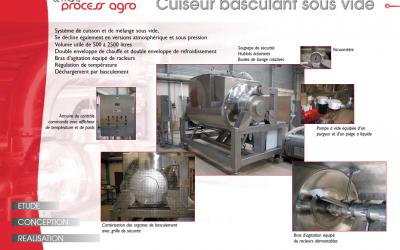 Cuiseur Basculant