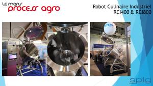 Robot Culinaire Industriel